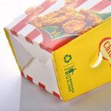Bloqueo Bloqueo Cuadro inferior de la carpeta Gluer caja de palomitas de maíz (GK-CA)