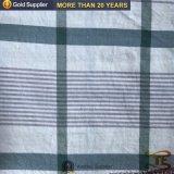 Polyester-grosses Größen-Check-Garn gefärbtes Bettwäsche-Tuch-Gewebe für Hometextile