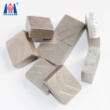 Corte de la hoja de sierra de diamante Diamante granito segmento