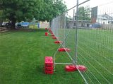 Construction Site Used Australia Standard Temporary Fencing