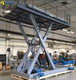 Idraulici guidati della strumentazione di maneggio del materiale grandi Scissor la piattaforma di funzionamento dell'elevatore