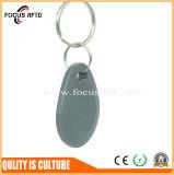 Lees slechts 125kHz Em4100 Tk4100 ABS RFID Markering Keyfob