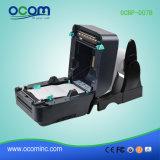 Ocbp-007b-U 4inch thermische Barcode-Kennsatz-Drucker-Schwarz-Farbe