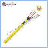 Câble flexible 4 câble conducteur souple de base 4 à 4 coeurs câble souple noir câble souple de 5 conducteurs