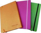 Выбитое печатание тетради книга в твердой обложке канцелярские товар дневника изготовленный на заказ