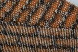 Cordillas hizo punto la tela de lana para el sobretodo de las mujeres