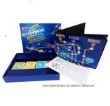 Cartões de jogo educacionais de Rússia/jogos de cartão de aprendizagem educacionais jogo das crianças