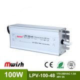 DC48V 100W Acto DC SMPS IP67 알루미늄 방수 LED 운전사