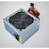 ATX Stromversorgung mit Ventilator des Arbeitsplatzrechner-P.S. 12cm mit Schaltungs-Stromversorgung LED-heller 80plus 24pin