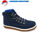 Fw18 Newesr Mann-heiße Verkaufs-beiläufige Schuh-klassische Aufladungs-Art-Segeltuch-Entwurfs-Haken-Ösen