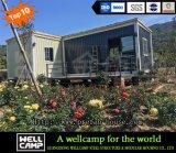 Conteneur Wellcamp agriculteur Maison / Villa dans un ranch