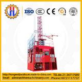 Het Hijstoestel van de Bouwconstructie van de Machines van de bouw/De Lift Sc100 van de Bouw