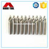 Буровые наконечники шага карбида металла CNC изготовления оптовые