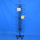 Supermercado rack de metal de Fiação de Chão para fraldas (PHY2061)