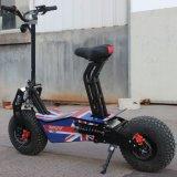 Neuer Entwurf 2017, der elektrisches elektrisches Motorrad des Roller-1600W faltet