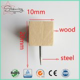 4 tipos Pin principal de madeira do impulso do mapa