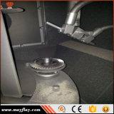 Type machine de Tableau de plaque tournante de qualité de grenaillage à écrouissage