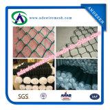 Cerca revestida da ligação Chain do PVC da alta qualidade
