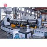 Пластиковые бутылки ПЭТ переработки гранулирующий машина по производству окатышей производственной линии