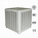 En la pared Industrial Enfriador de aire por evaporación de agua de refrigeración