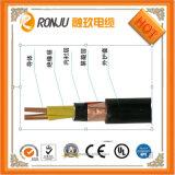 Flammhemmendes niedriges Flex-Belüftung-elektrischer Draht des Rauch-UL1354