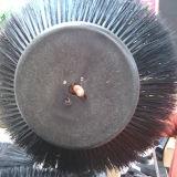 Cepillo de suelo negro del alambre de los PP (YY-295)
