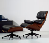 Eames Aufenthaltsraum-Stuhl und Schemel (T044)