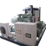 Alta calidad 10t/día de la máquina de hielo industriales flake ice maker