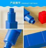 De nieuwe Fles van het Water van het Blok van de Kleur van de Stijl Creatieve Promotie Plastic