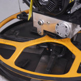 7CV de potencia de hormigón llana con ruedas