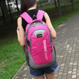 Custom полиэстер новый спортивный стиль поездки школы рюкзак подушек безопасности
