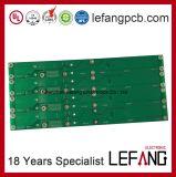 18 de circuito impresso da placa anos de fabricante do PWB com revestimento Lf-HASL