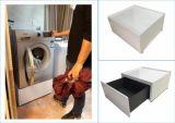 세탁물 금속 세탁기 저장 세탁기 서랍 기초