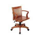 Presidenza di qualità superiore di legno solido, presidenza di parte girevole di legno, presidenza dell'ufficio