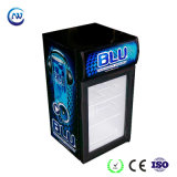 Glasbier-Getränkesaft-Bildschirmanzeige-Kühlvorrichtung-Kühlraum der tür-58L (JGA-SC58)