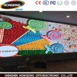 실내 고품질 P3 LED 스크린 전시 영상 벽