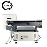 Più nuova stampante a base piatta UV 2018 per plastica/legno/vetro/acrilico/metallo/stampa di ceramica/cuoio/segno