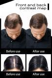 kosmetische schwarzes Haar-Faser-natürliche Keratin-Haar-Gebäude-Fasern der Form-25g