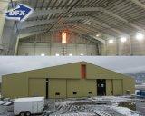중국은 구조 강철 광속 격납고와 창고를 조립식으로 만들었다