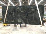 Milchstraße-Grün-Marmor-Platten für Coutertop, Wand, Fußboden-Dekoration