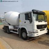 Camion mescolantesi concreto della miscela del cemento del carraio 8m3 di Sinotruk 10