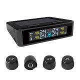 Charge sans fil solaire de la charge USB du détecteur TPMS de pneu de moniteur externe de pression