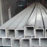 Tubo de acero inoxidable cuadrado soldado A554 de ASTM