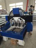 Mini máquina de grabado de madera de calidad superior del CNC 3D, ranurador caliente 7090 del CNC de la venta