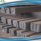 Section creuse, canal d'acier, angle de barre, barre plate, avec des prix moins cher à barre ronde