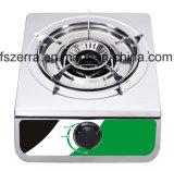 Sigel-Brenner-Tisch-Gas-Ofen mit Stinless Stahlpanel (DS1301K)