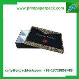 Персонализированная изготовленный на заказ роскошная цилиндрическая твердая картонная коробка