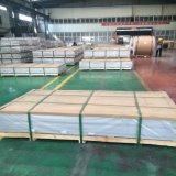 De Plaat/het Blad van de Legering van het aluminium/van het Aluminium in Tanker, Chemische Industrie wordt toegepast die