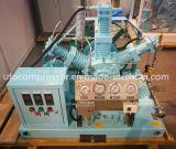 Ospedale Using il ripetitore senza olio della pompa del compressore dell'ossigeno di 100%