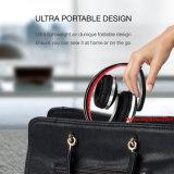 Wired plus léger de l'oreille pliable casque réglable pour téléphone cellulaire Iphonex Lecteur de musique de l'iPad